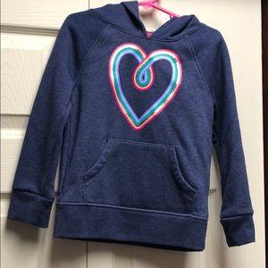 Fleece sweatshirt size 4/5